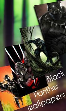 Panther  Wallpaper HD | 4K Hero Backgrounds screenshot 1