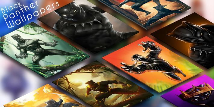 Panther  Wallpaper HD | 4K Hero Backgrounds screenshot 4