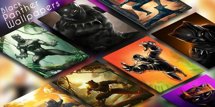 Panther  Wallpaper HD | 4K Hero Backgrounds screenshot 6
