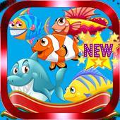 Fish Crush Blast Mania icon