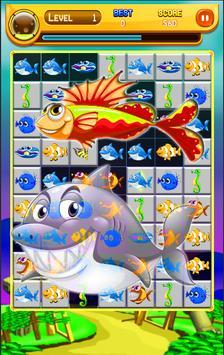 Fish Crush Blast Mania poster