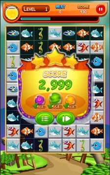 Fish Crush Blast Mania screenshot 1
