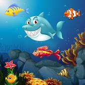 Ocean Fish Blitz icon