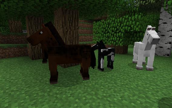 Horse Mods for Minecraft PE APK App - Free Download for Android