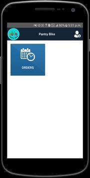 PantryBike - Partner App screenshot 1