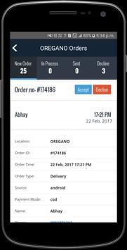 PantryBike - Partner App apk screenshot