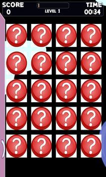 Fruit Memory Game For Kids apk screenshot