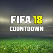 Countdown for FIFA 18 icon