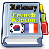 French Korean Dictionary icon