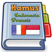 Indonesian French Dictionary icon