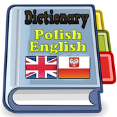 Polish English Dictionary icon