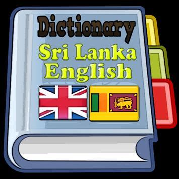 Sri Lanka English Dictionary poster