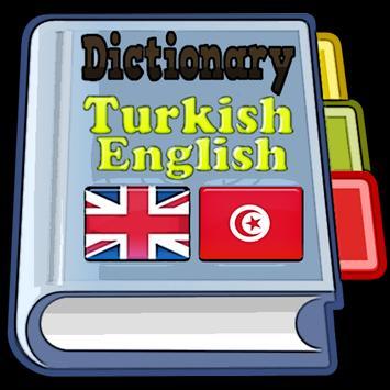Turkish English Dictionary poster