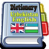Uzbekistan English Dictionary icon