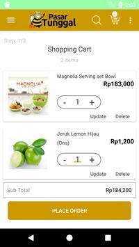 Pasar Tunggal screenshot 6