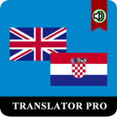 Croatian English Translator Pr icon