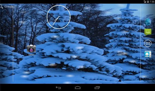 SnowingLW screenshot 2