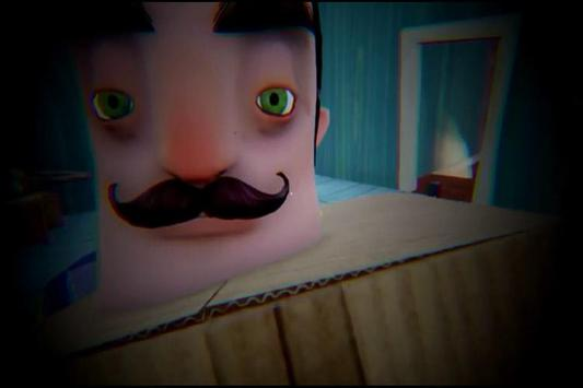 Strategy Scary Hello Neighbor 4 - 3D poster