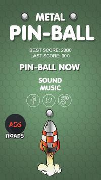 PAS Pinball poster