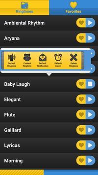 Popular Ringtones screenshot 1