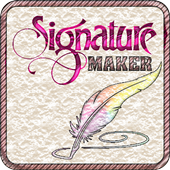 Signature Maker 2017 icon