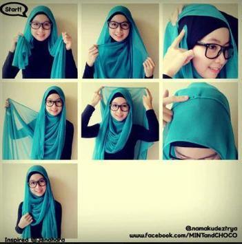 Pashmina Hijab Tutorials screenshot 5