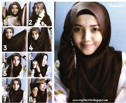 Pashmina Hijab Tutorials poster