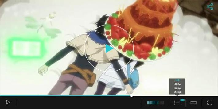 Newest Video Anime Blackclover(HD)Series for Android - APK