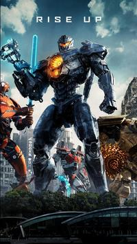 Pacific Rim HD Wallpaper Poster