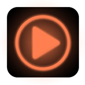 Coral Skin for Poweramp icon