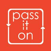 Pass It On - Read, Iike icon