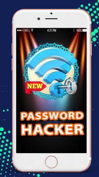 Wifi Analyzer prank 🔐 screenshot 1