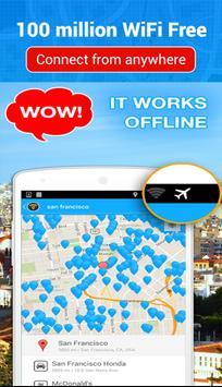 WiFi Free Connect apk screenshot