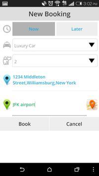 Everywhere Car Service screenshot 1