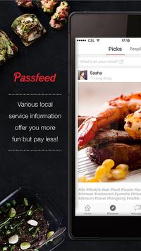 Passfeed - YourLocalSocial screenshot 4