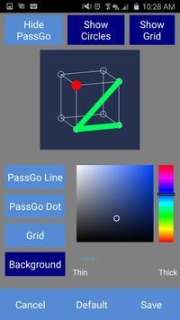3D PassGo Lock Screen apk screenshot