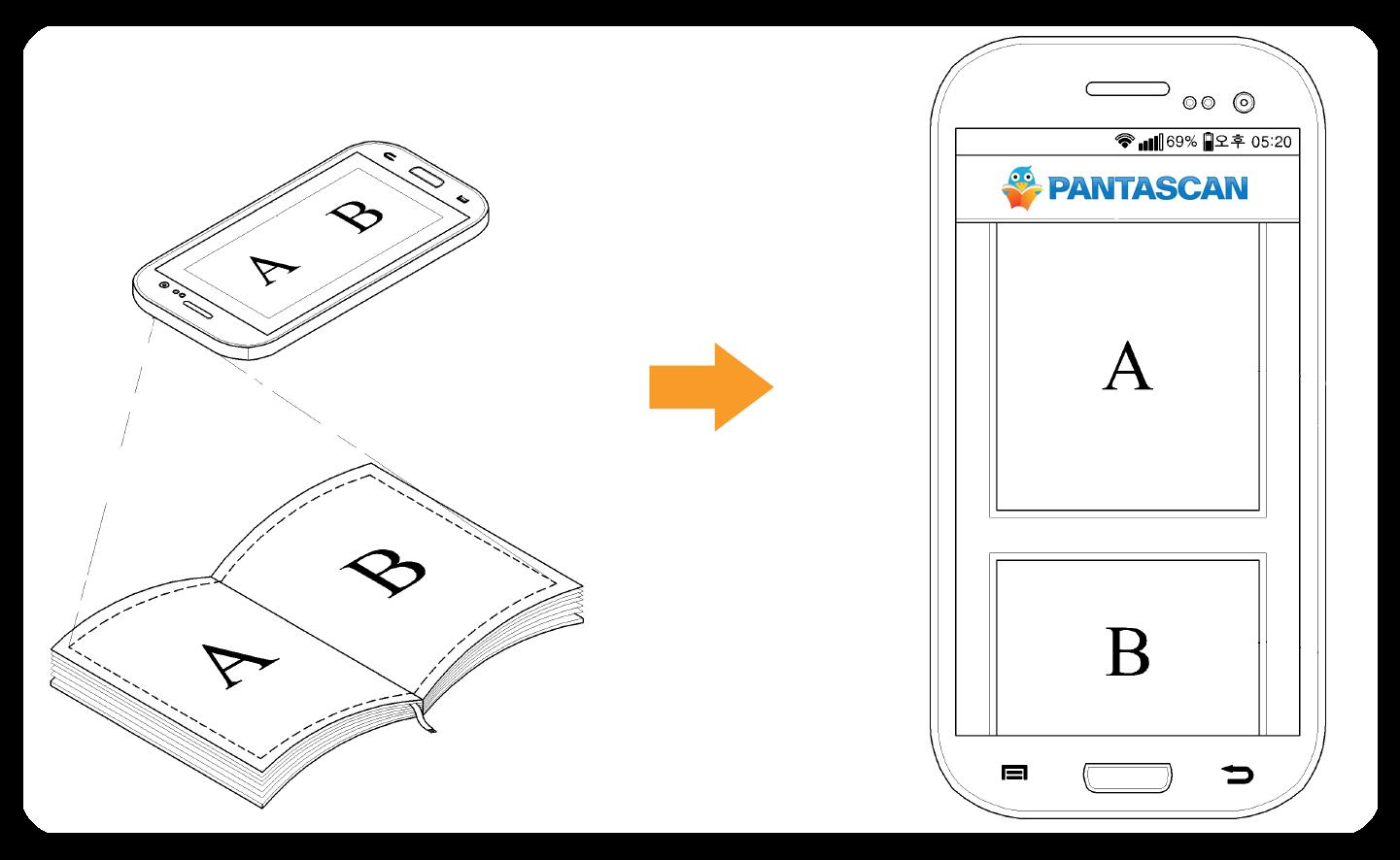 PantaSCAN 10mins Book Scanner for Android - APK Download