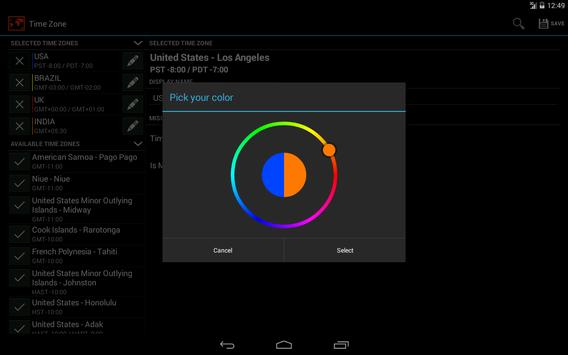 Multi Time Zone Clock APK Download - Free Productivity APP for ...