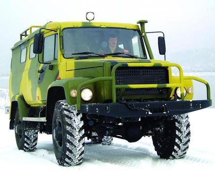 Puzzles GAZ Gazelle Truck apk screenshot