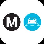 MetroParking icon