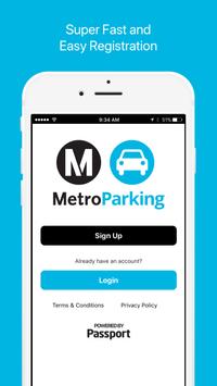 MetroParking poster