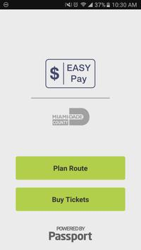 EASY Pay Miami poster