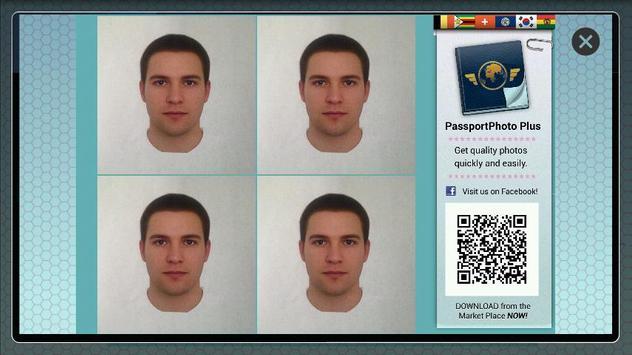 Passport Photo screenshot 5