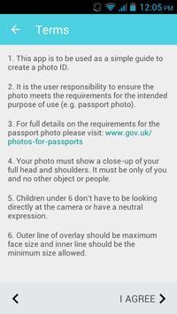 Passport & ID Photo apk screenshot