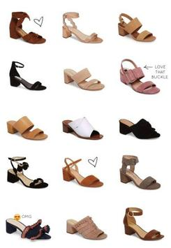 Pastel Sandal Design Ideas poster