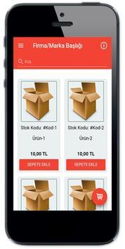 Mobil Ticaret.Net apk screenshot