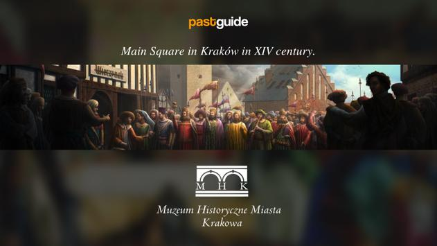 Pastguide poster