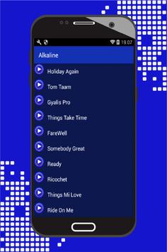 Alkaline Songs 2017 apk screenshot