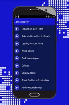 All Songs John Denver apk screenshot