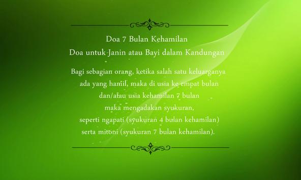 Doa Ibu Hamil Lengkap poster